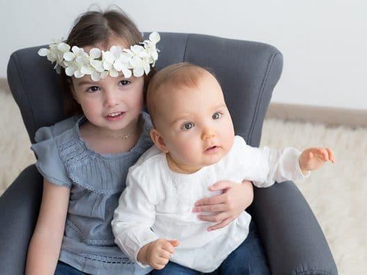 portrait de soeurs