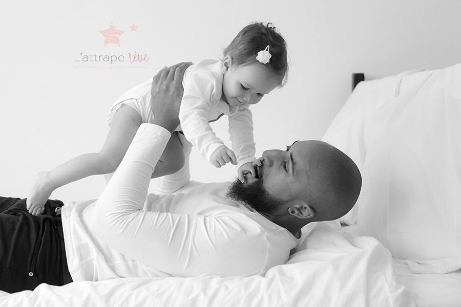 lien père fille
