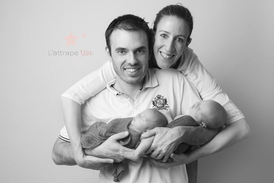 famille jumeaux Rouen