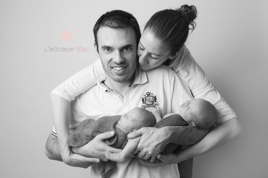 photo de famille naissance