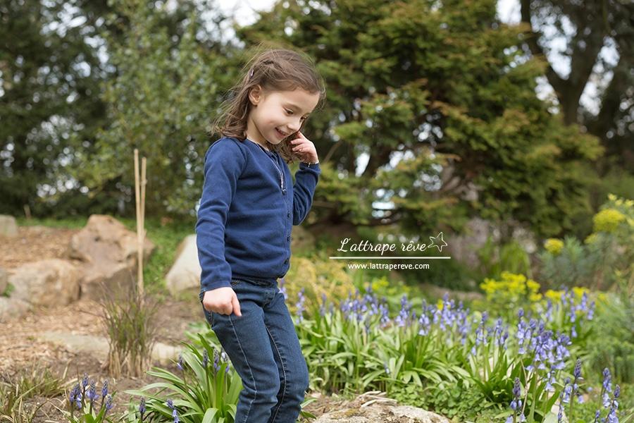 fillette jacinthe