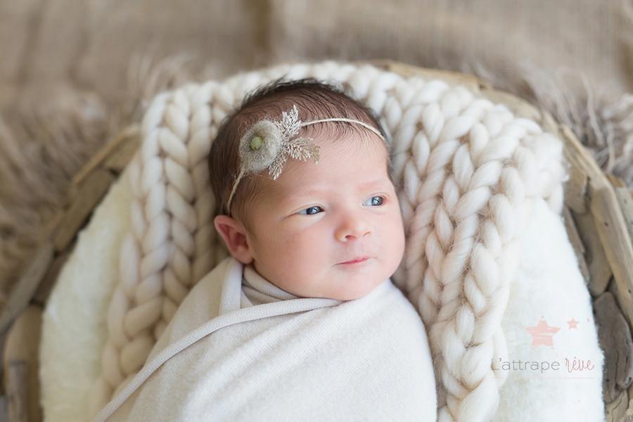 Yeux de bébé