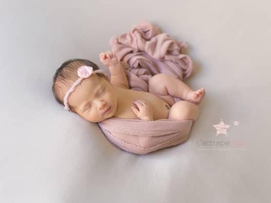 bébé légèreté