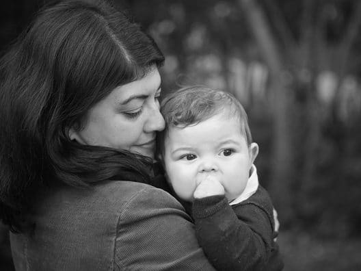 promenade maman bebe