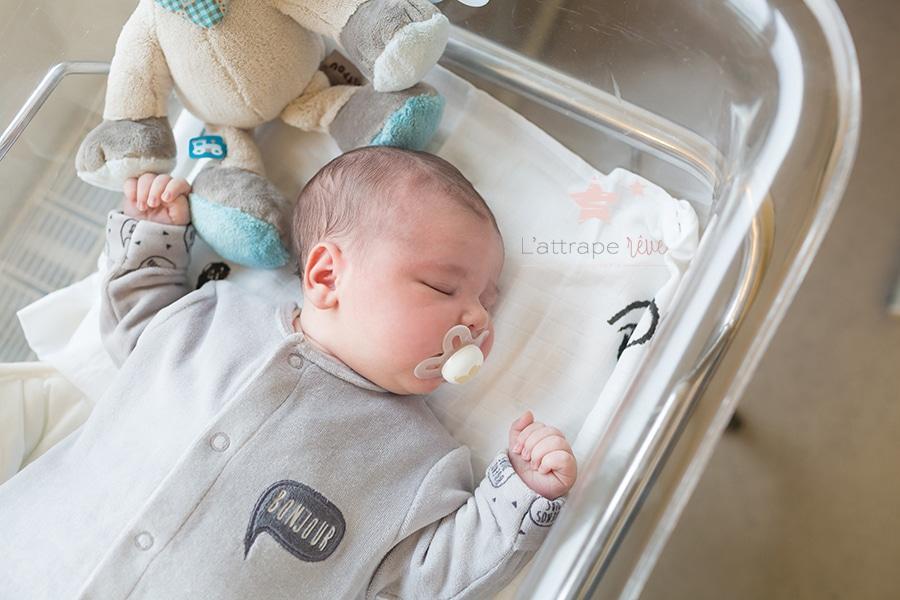Célèbre L'attrape rêve | Maternité, reportage naissance à Rouen avec Soen LA82