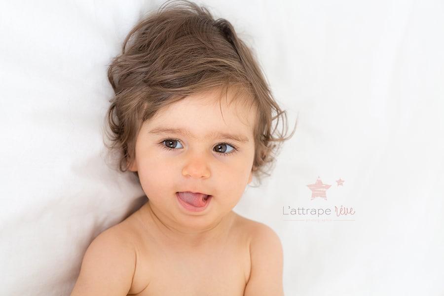petite fille portrait