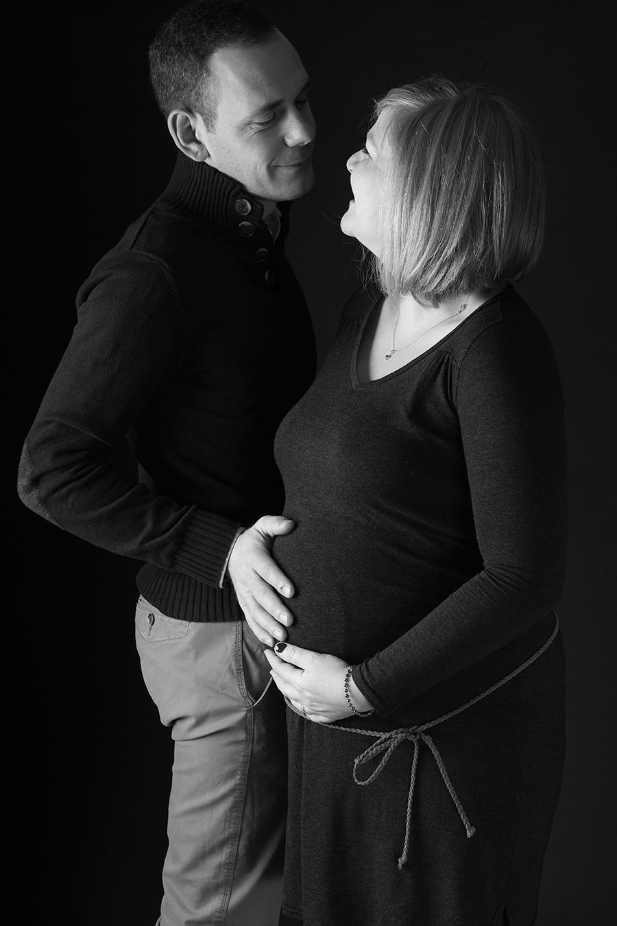 Bonheur grossesse
