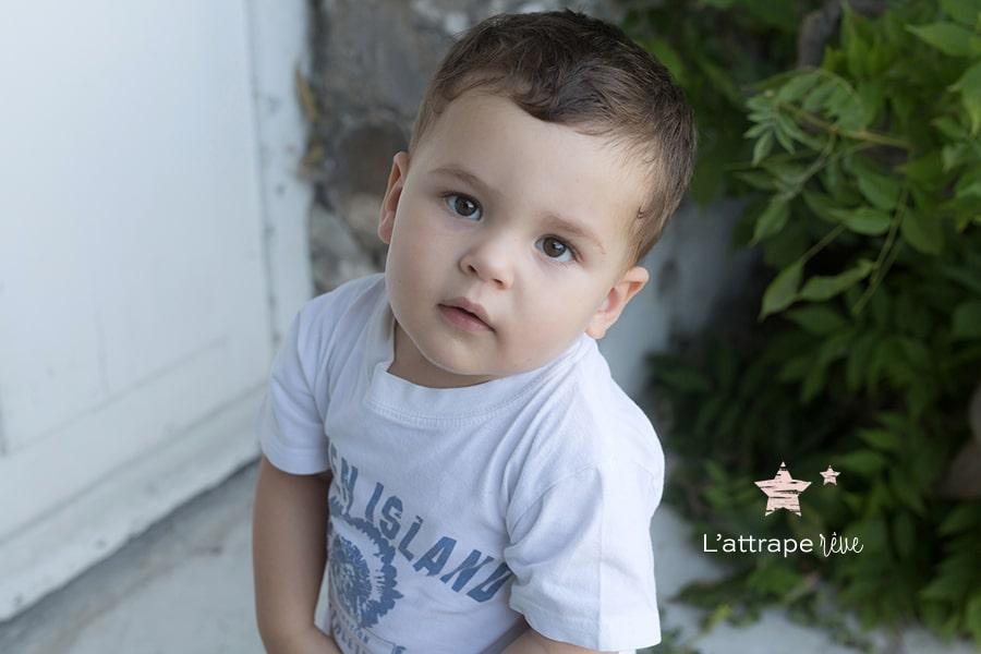 portrait petit garçon rouen