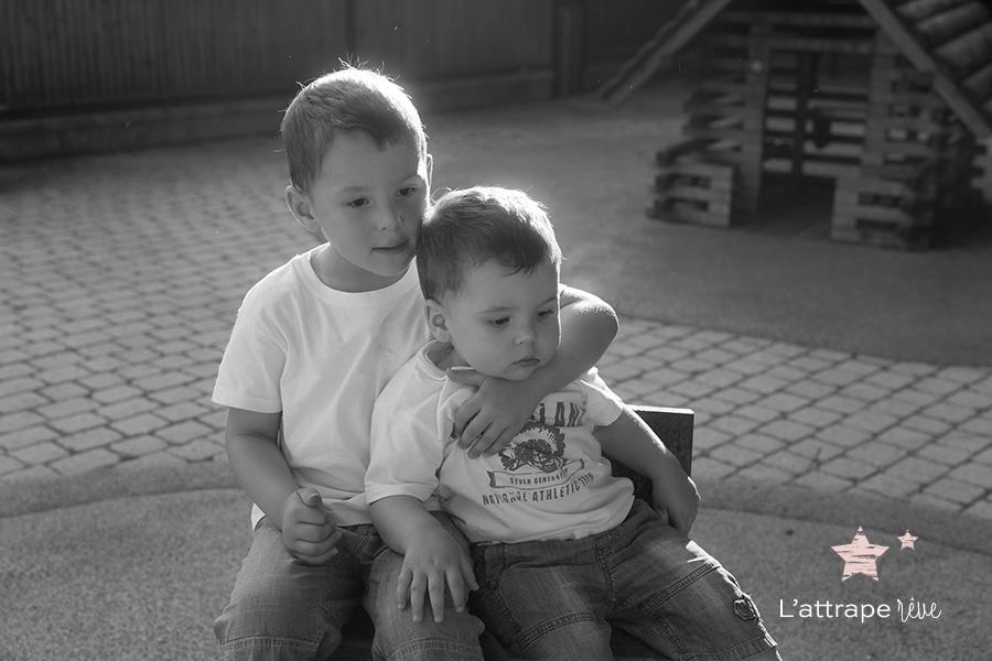 photos souvenirs frères
