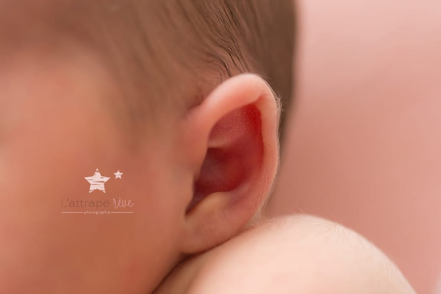 oreille bebe