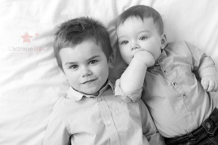 portraits frères