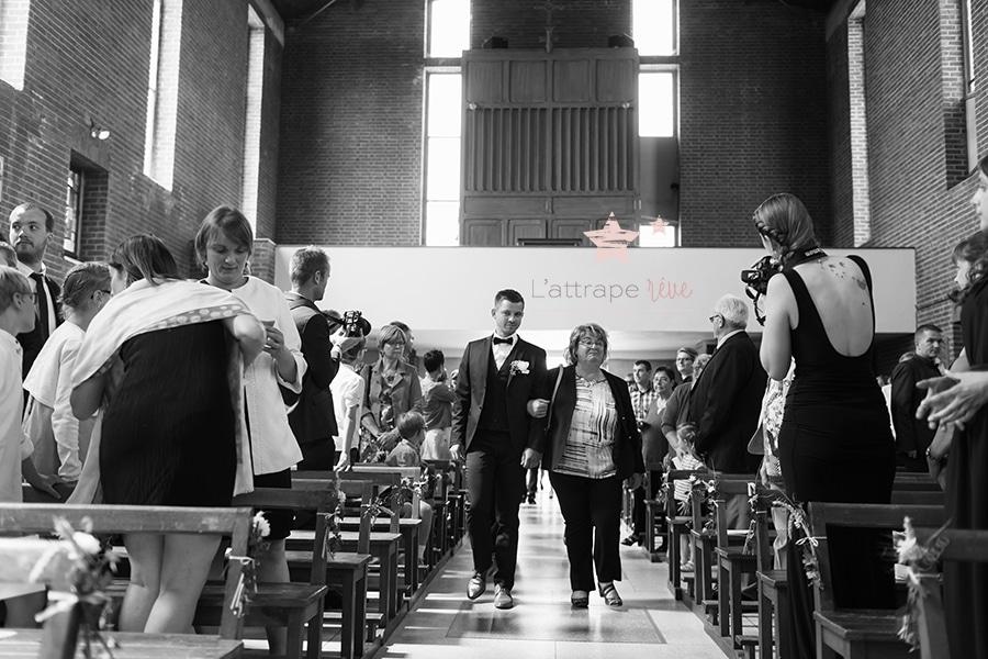 entrée marié