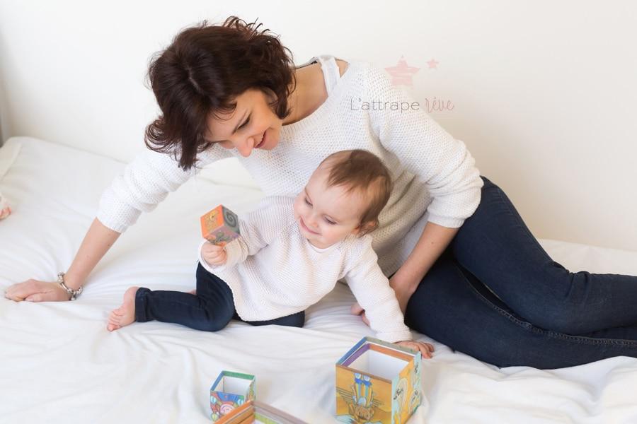 jouer avec son enfant