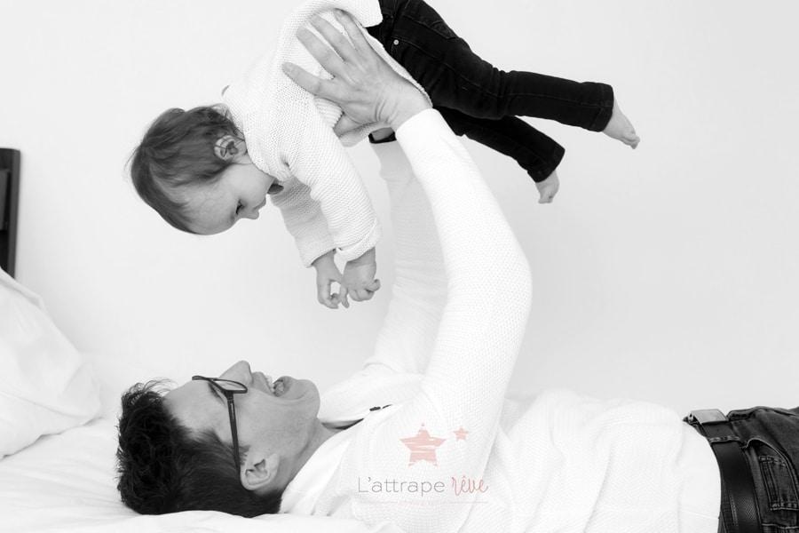 jeux avec bébé