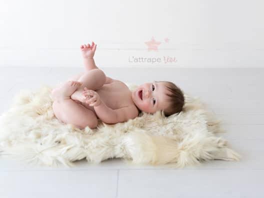 bebe heureux