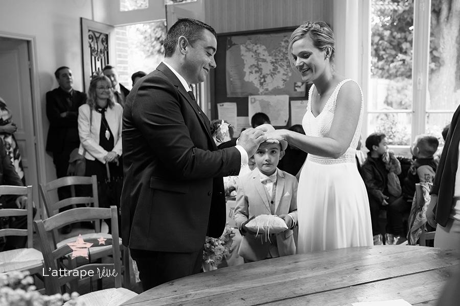 reportage mariage
