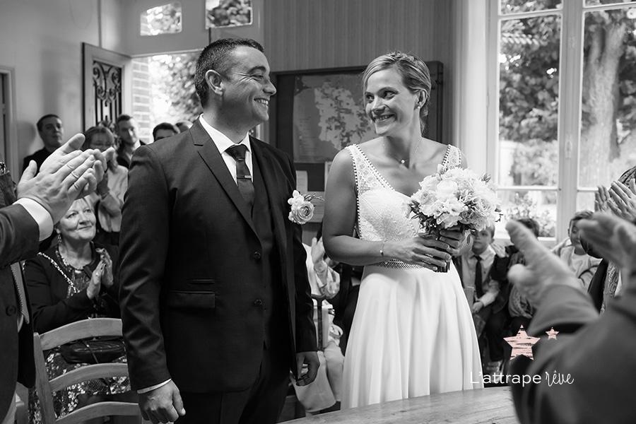 immortaliser mairie mariage
