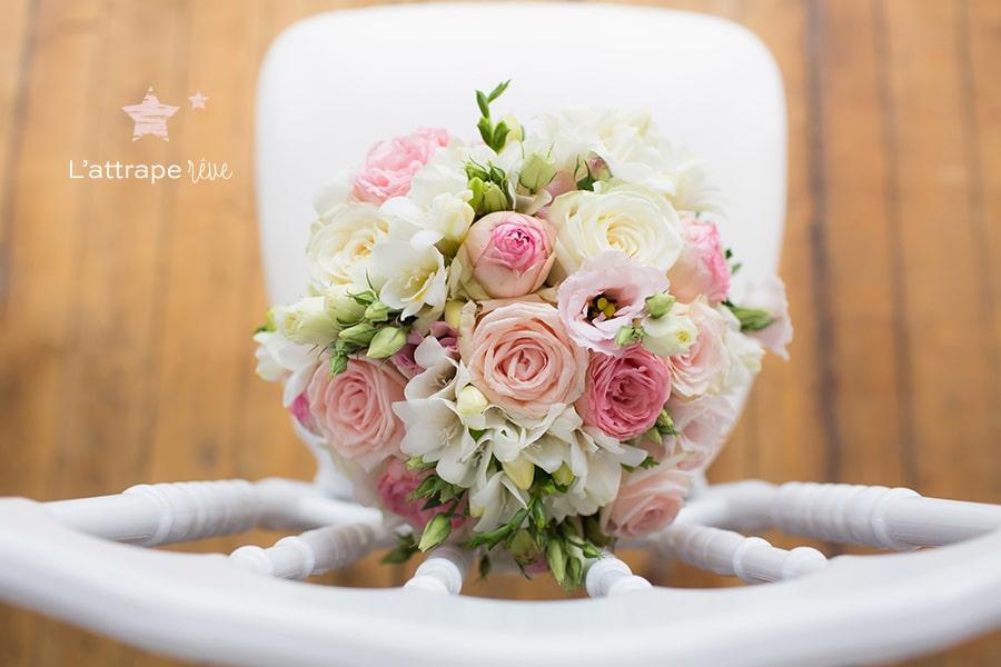 bouquet mariée normandie