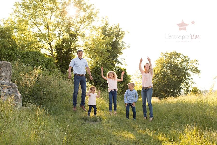 rire en famille