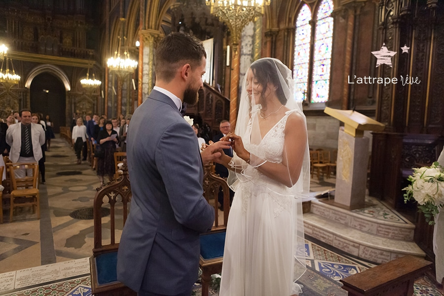 Reportage alliance mariage