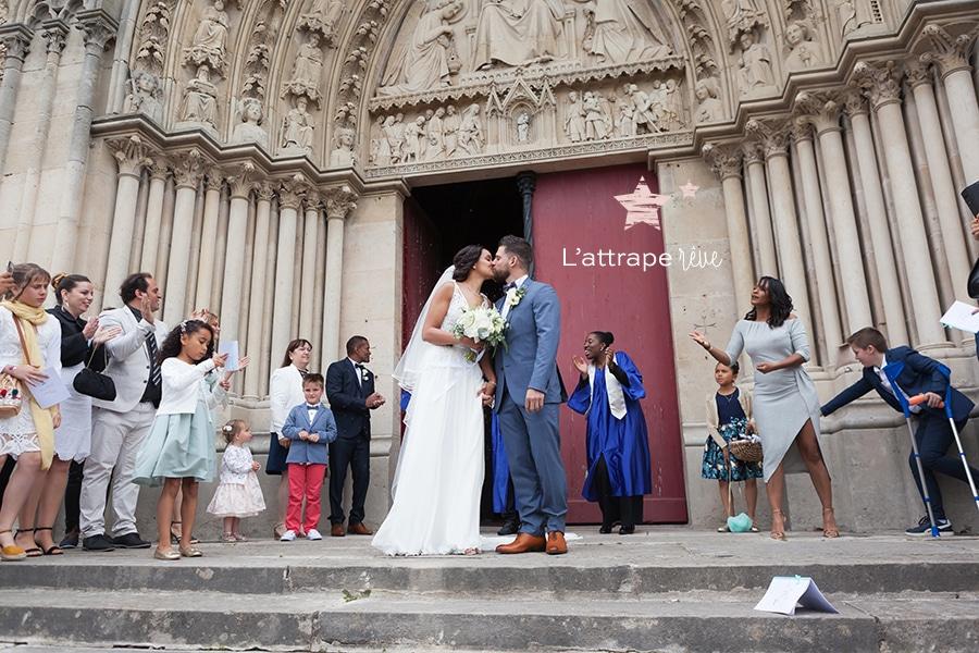 église rouen mariage