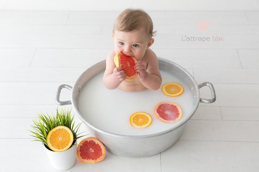 bebe agrumes