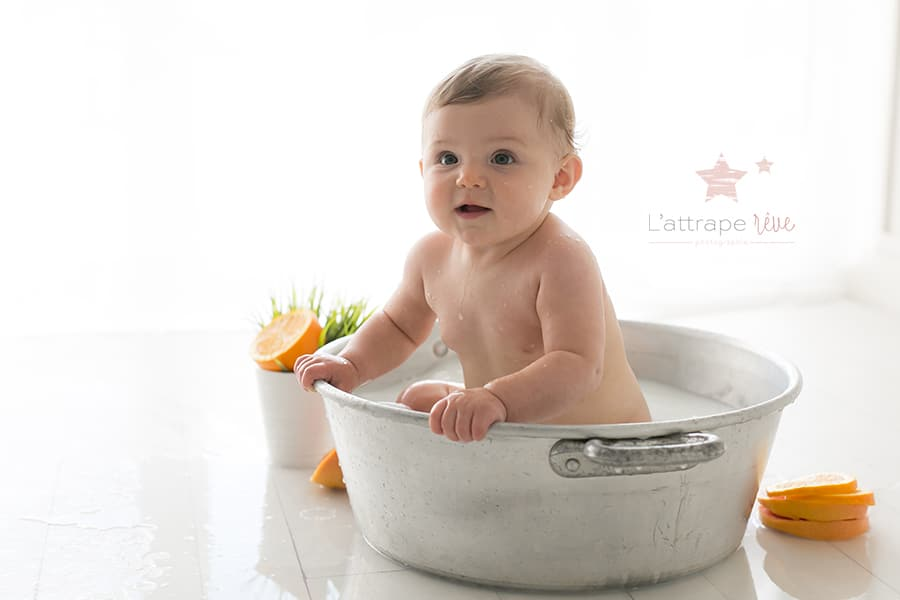 bebe bassine